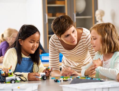Zakaj učenje s pomočjo programa LEGO Education deluje?